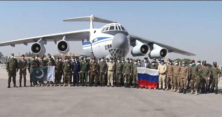 पाकिस्तानी सेना के साथ युद्धाभ्यास करेगा भारत का ''दोस्त'' रूस, रावलपिंडी पहुंची सेना...