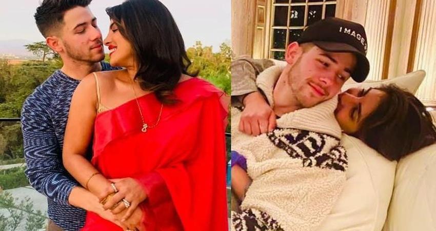 प्रियंका चोपड़ा ने निक को दिया Surprise, पति ने Video शेयर कर जाहिर की खुशी