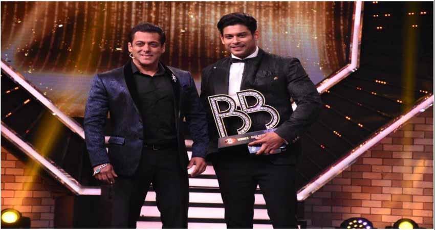 सिद्धार्थ शुक्ला की मौत से सदमे में Salman Khan, कहा- ''तुम बहुत जल्दी चले गए...''