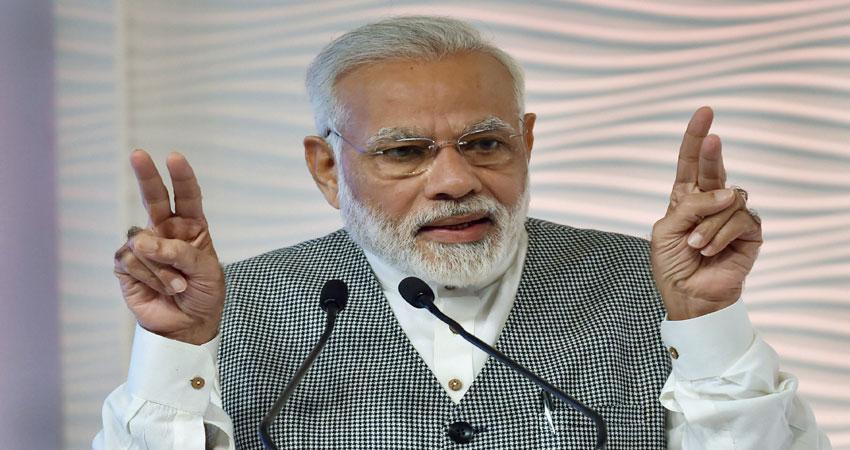 PM मोदी की बड़ी घोषणा, 2025 तक GDP का 2.5% होगा स्वास्थ्य क्षेत्र में खर्च
