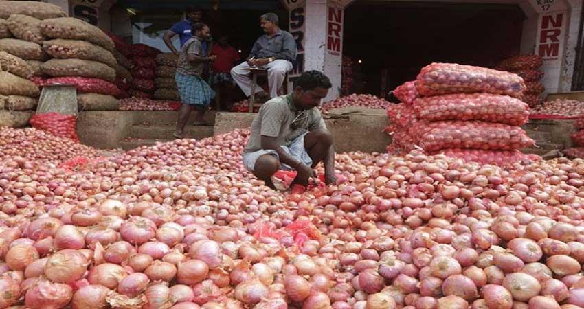 प्याज के दाम पर केंद्र सरकार का फैसला, निर्यात पर लगाई रोक