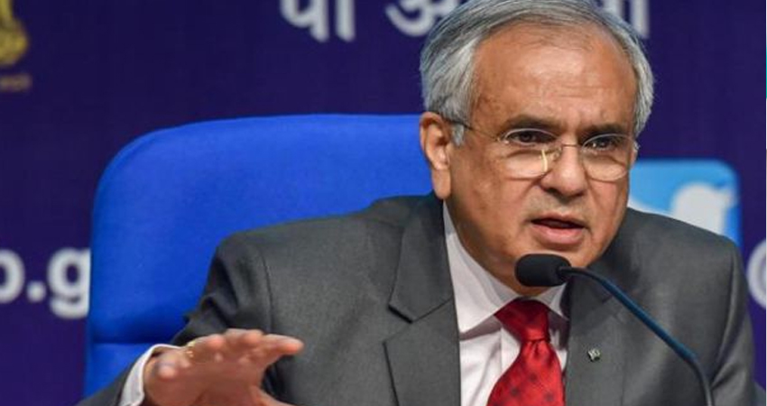 भारतीय अर्थव्यवस्था को लेकर राजीव कुमार का अनुमान, होगी दो अंकीय वृद्धि, विनिवेश के लिए माहौल बेहतर
