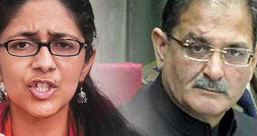 स्वाति मालीवाल ने J&K के डिप्टी सीएम कवींद्र गुप्ता को सुनाई खरी-खरी