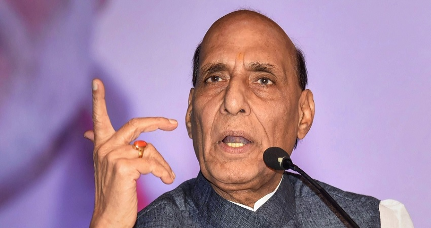 POK पर रक्षामंत्री राजनाथ सिंह ने कहा- भविष्य में संभावना है, भारत के नक्शे में होगा शामिल
