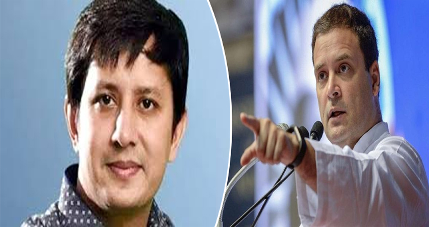 BJP विधायक ने राहुल गांधी को बताया ''गधों का सरताज'', भड़की कांग्रेस