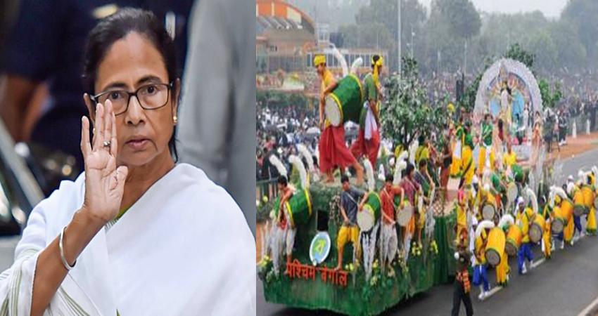26 जनवरी की झांकी को लेकर TMC का बीजेपी पर हल्ला बोल, कहा- CAA का लिया बदला