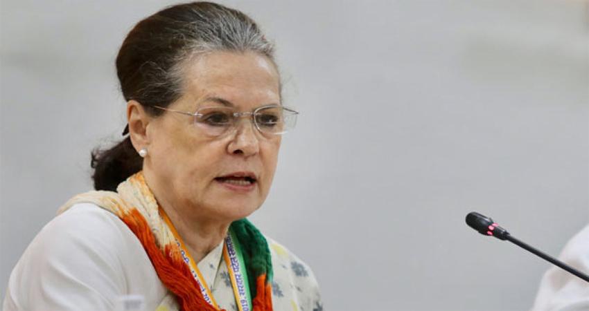 सोनिया गांधी ने कहा- केरल का सामाजिक सौहार्द दबाव में, नई विकास रणनीति की जरूरत