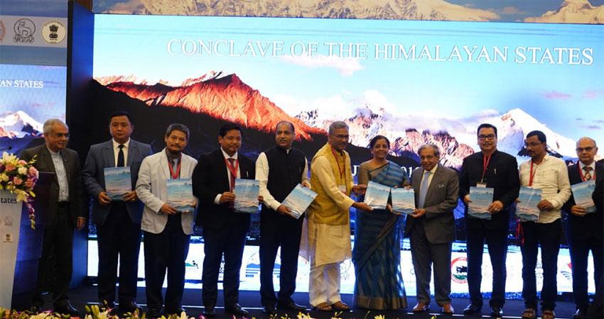 उत्तराखंड: मसूरी में हिमालय राज्यों का कॉमन एजेंडा तैयार
