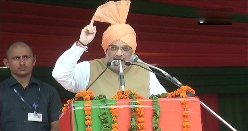 जींद में बोले गृहमंत्री- धारा 370 खत्म करने से सुनिश्चित हुआ जम्मू- कश्मीर का विकास