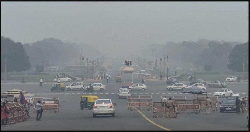 दिल्ली में बढ़ते प्रदूषण पर डिप्टी CM केंद्र पर भड़के, NDMC पर लगाएंगे 20 लाख का जुर्माना