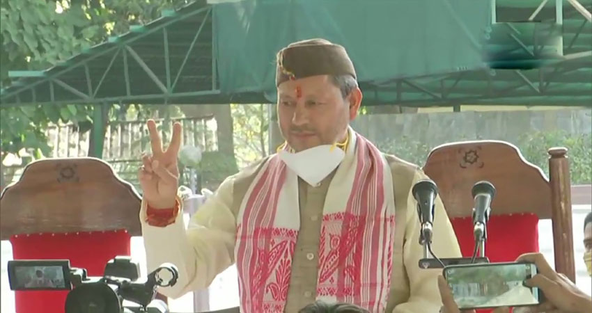 तीरथ सिंह रावत बने उत्तराखंड के नए मुख्यमंत्री, PM मोदी ने दी बधाई
