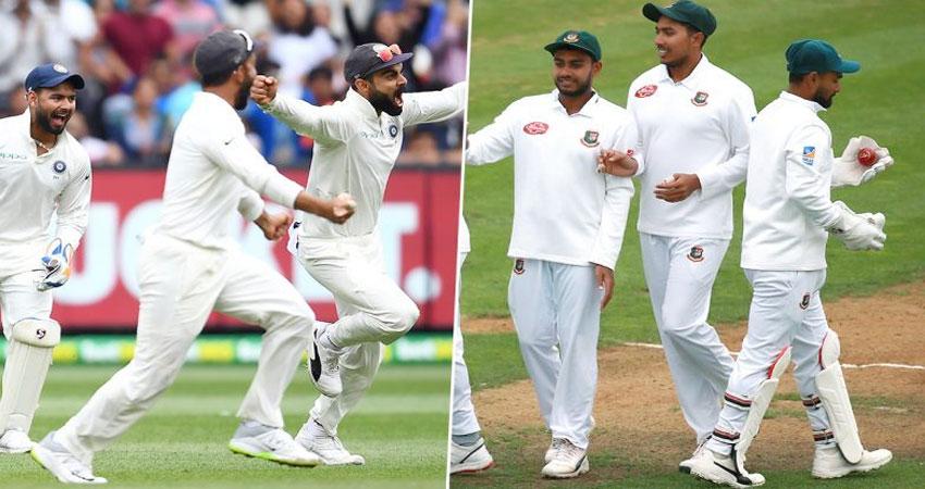 बांग्लादेश के सामने कड़ी चुनौती, इंदौर के होलकर स्टेडियम में अजेय रहा है भारत