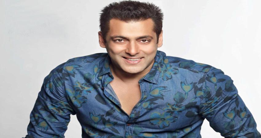 सलमान खान ने लॉन्च किया 'बीइंग स्ट्रॉन्ग'