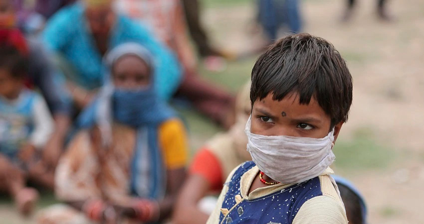 कोरोना संक्रमण की वजह से गरीबी के दायरे में आए 15 करोड़ बच्चे