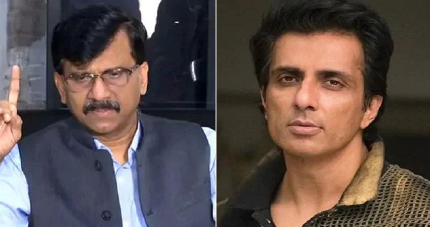 शिवसेना को नहीं रास आया सोनू सूद का मजदूरों की मदद करना कहा- जल्द ही BJP के सेलिब्रिटी मैनेजर बनेंगे