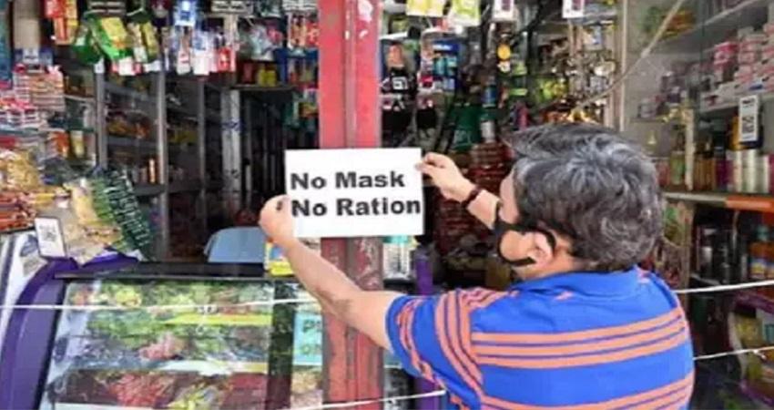 कोरोना के मद्देनजर अब गोवा में बिना मास्क लगाए नहीं मिलेगा डीजल-पेट्रोल और राशन