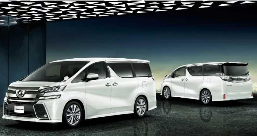 2020 की शुरूआत में भारत में लॉन्च होगी Toyota Vellfire