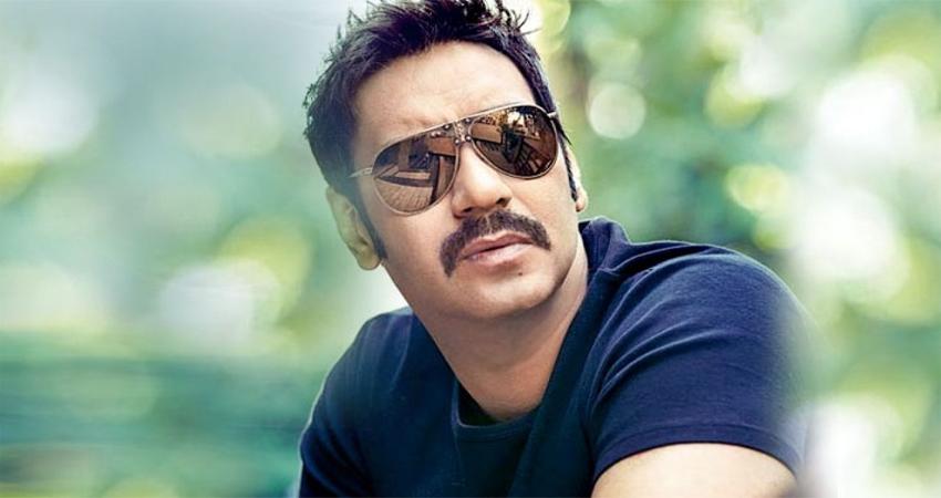 YouTube पर टॉप ट्रेंड कर रहा है अजय देवगन का यह कोरोना स्पेशल सॉन्ग, कहा-ठहर जा...