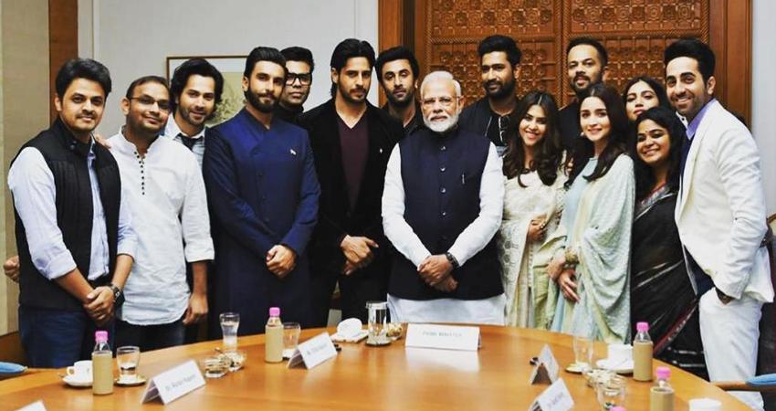कुछ इस अंदाज में PM मोदी ने की फिल्मी सितारों से वोट अपील, आप भी हो जाएंगे मुरीद