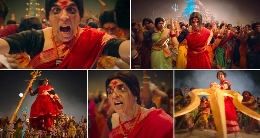 Omg! अक्षय ने इस गाने में 100 ट्रांसजेंडर्स के साथ किया तांडव, लोगों ने दिया ऐसा Reaction