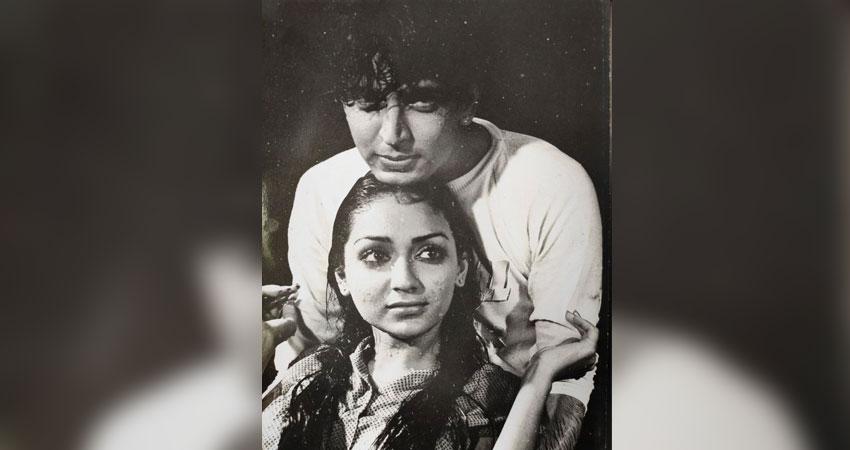 इस खूबसूरत लड़की के साथ रामायण के लक्ष्मण को रोमांस करते देख हैरान हुए फैंस, आ रहे हैं ऐसे कमेंट