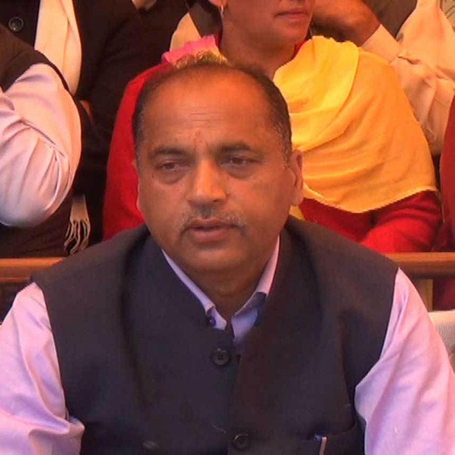 हिमाचलः CM को लेकर BJP में सस्पेंस, जयराम ठाकुर दौड़ में सबसे आगे