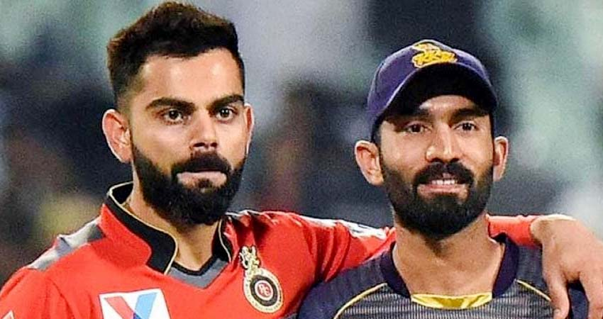 IPL 2020 RCBVsKKR:रॉयल चैलेंजर्स बैंगलोर ने कोलकाता नाइटराइडर्स को हराया, 82 रनों से दी मात