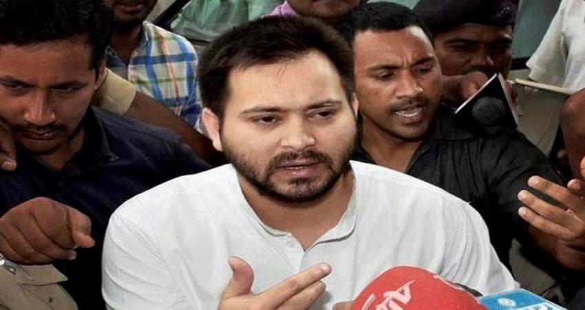 सीतामढ़ी मॉब लिंचिंग को लेकर तेजस्वी ने BJP-RSS पर बोला हमला