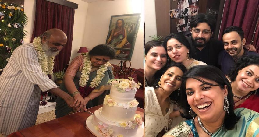 स्वरा भास्कर ने संगीतमय रात के साथ माता-पिता की 35 वीं शादी की सालगिरह मनाई
