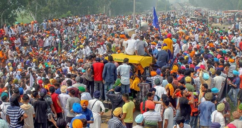 किसान आंदोलन पर बोले राहुल गांधी, ये तो बस शुरुआत है, वापस लेने होंगे मोदी सरकार को काले कानून