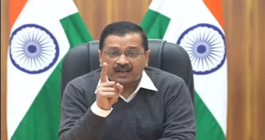 """किसान आंदोलन पर बोले दिल्ली CM केजरीवाल- """"किसानों की हालत देखकर नींद नहीं आती"""""""