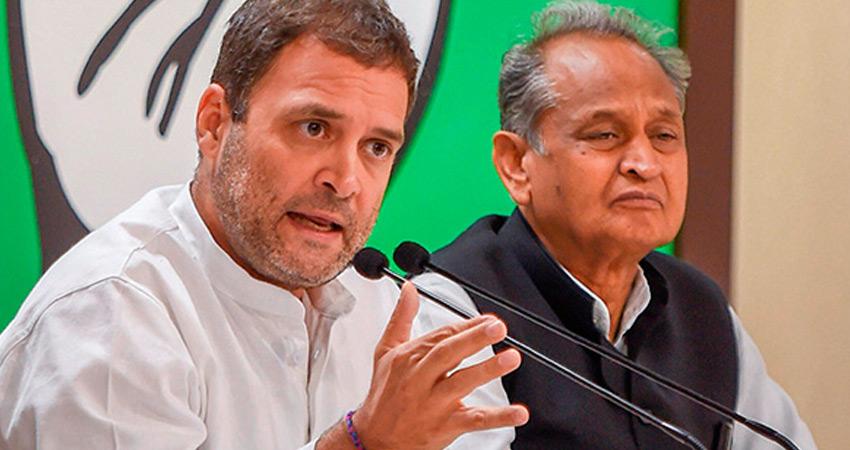 राजस्थान : कांग्रेस सरकार देगी शहीदों के परिजनों को 50 लाख रुपये नकद