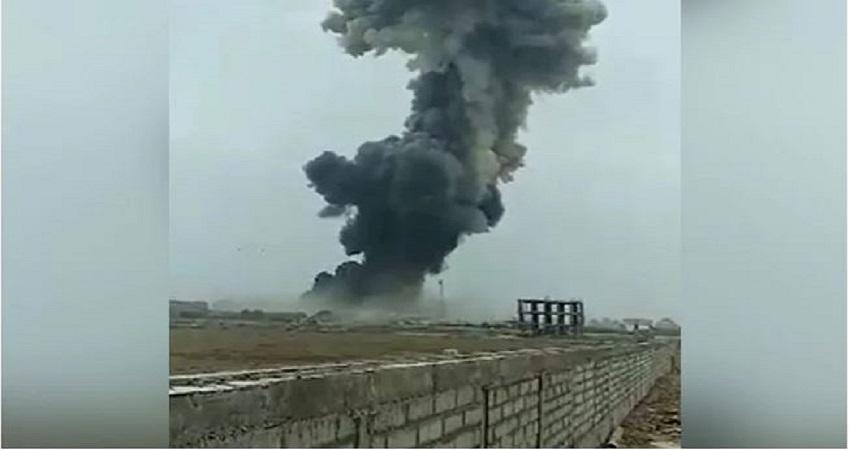 गुजरात की केमिकल फैक्ट्री में लगी आग से हुआ विस्फोट, 5 की मौत 32 झुलसे