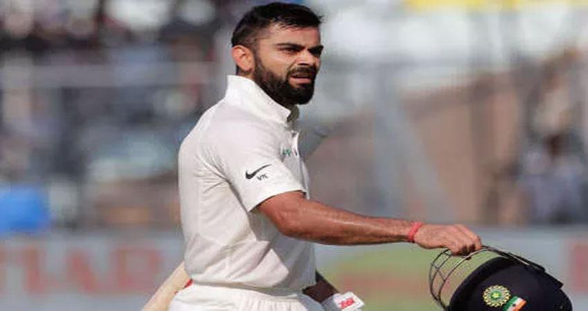 ICC की टेस्ट बल्लेबाजी रैंकिंग में कोहली ने गंवाया शीर्ष स्थान