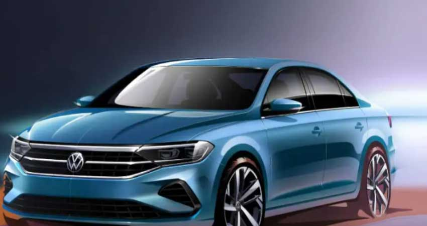AutoExpo में नजर आई Volkswagen Vento, 2021 में लॉन्च होगी