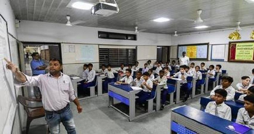 जनवरी से आंशिक तौर पर स्कूलों को खोलने के लिए मुख्यमंत्रियों को पत्र लिखा