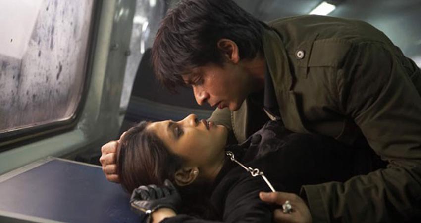 Bdy spl: जब इस खूबसूरत बला पर आया था शाहरुख का दिल, गौरी ने किया था फिल्मों से Ban