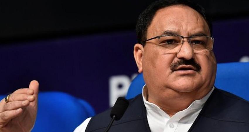 सपा-बसपा गठजोड़ के बाद BJP के लिए यूपी में सक्रिय हुए केंद्रीय मंत्री नड्डा