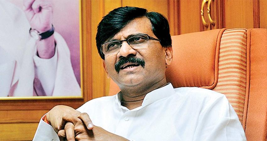 शिवसेना नेता राउत बोले- राम मंदिर भूमि खरीद केस CBI, ED जांच के लायक