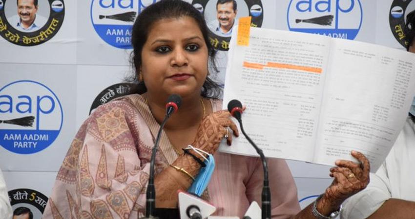MCD के सफाई का काम निजी हाथों में देने के प्रस्ताव पर AAP ने BJP पर बोला हमला
