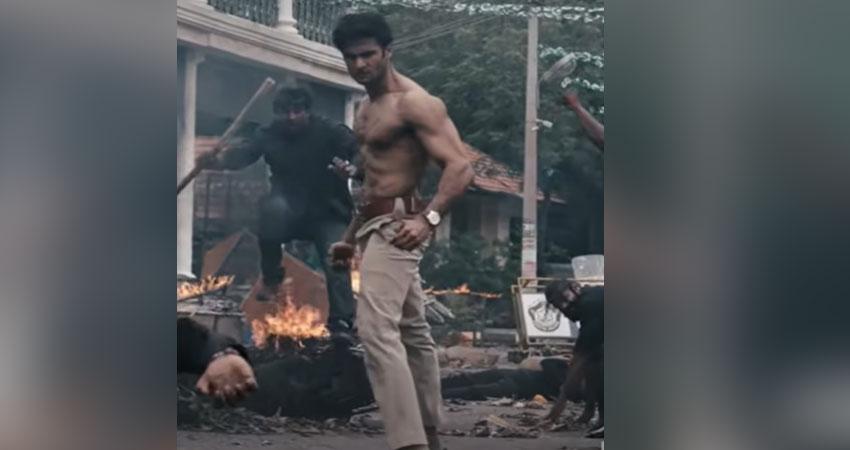 फिल्म ''वी'' में अपने किरदार के लिए सुधीर बाबू ने कुछ इस तरह की थी तैयारी