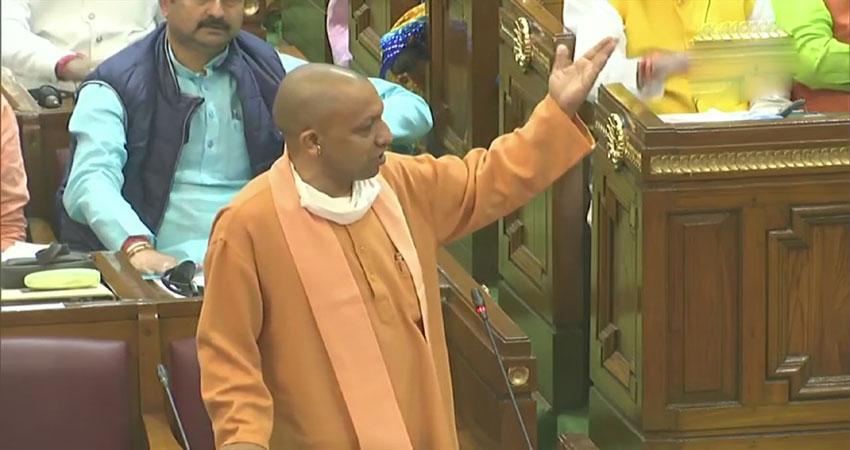 उत्तर प्रदेश में धर्म संपरिवर्तन विधेयक विधानसभा में पारित