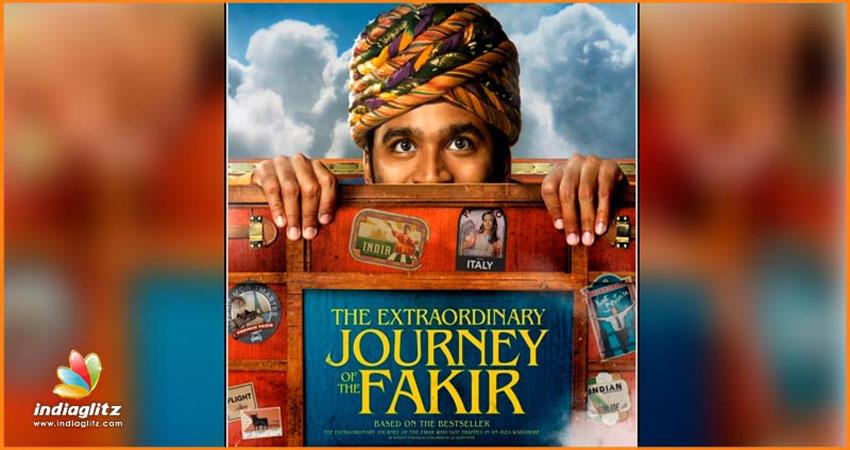 धनुष बनेगें अब फकीर, सामने आया उनकी पहली हॉलीवुड फिल्म का पोस्टर..