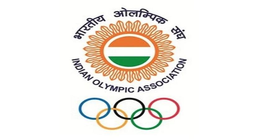 भारतीय ओलंपिक संघ ने 74वें स्वतंत्रता दिवस पर ''एक इंडिया टीम इंडिया'' अभियान किया शुरू