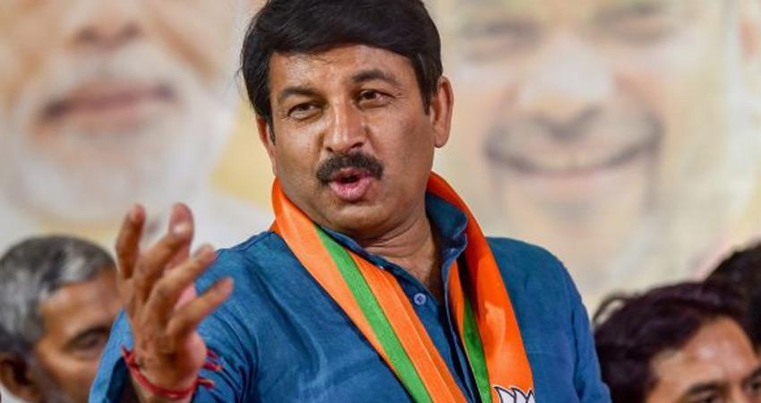 भाजपा सांसद मनोज तिवारी के खिलाफ कोर्ट में केस दायर, राहुल पर की थी टिप्पणी