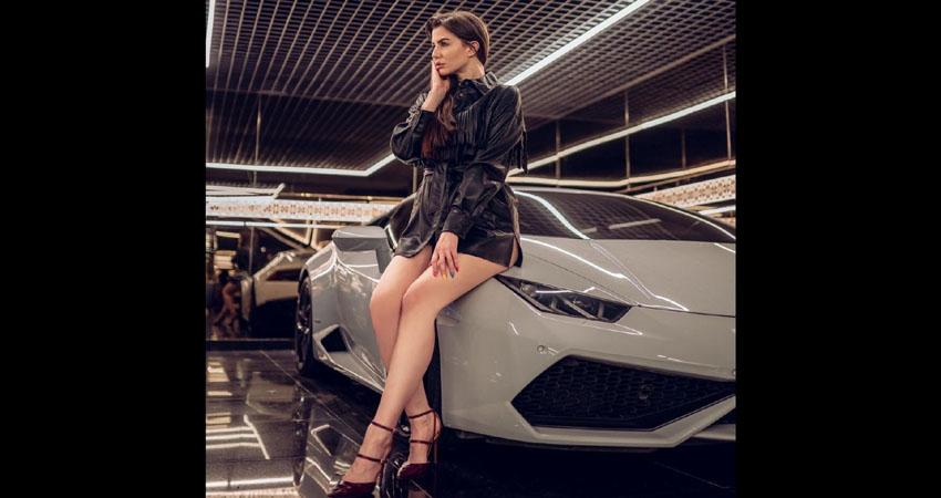 बेहद हॉट हैं अरबाज खान की गर्लफ्रेंड Giorgiaकी ये 5 तस्वीरें,  अदाएं कर देंगी दीवाना