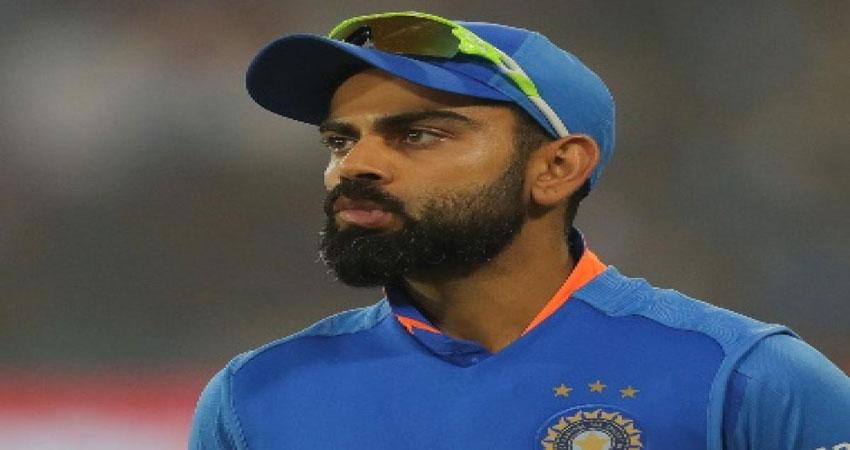 ICC टेस्ट रैंकिंग में भारत शीर्ष पर बरकरार, कोहली दूसरे स्थान पर