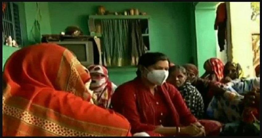 हाथरस की फर्जी ''भाभी'' के खिलाफ हिन्दू धर्म सेना ने गृहमंत्री अमित शाह को पत्र लिख मांगा न्याय....