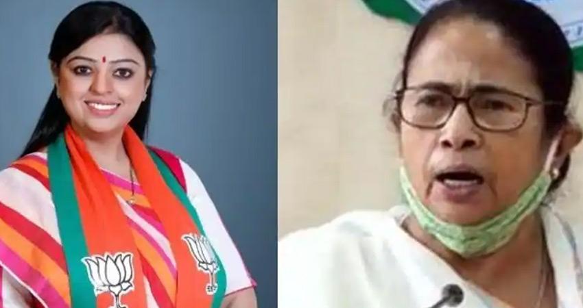 बाबुल की सलाहकार रह चुकी हैं ममता को चुनावी  टक्कर देने वाली BJP प्रत्याशी टिबरीवाल