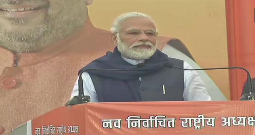 नड्डा को शुभकामनाएं देने के बहाने PM ने विपक्ष को लिया निशाने पर, कहा- फैला रहे हैं भ्रम